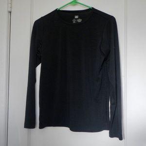 🌲 REI Kids long sleeve black shirt